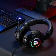 Load image into Gallery viewer, Gaming Headsets 7.1 surround RGB light
