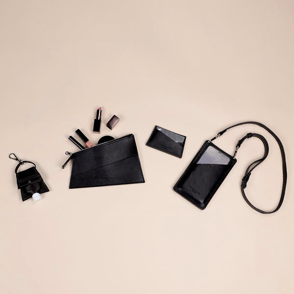 The ultimate small accessories set in Black (5060359061643)