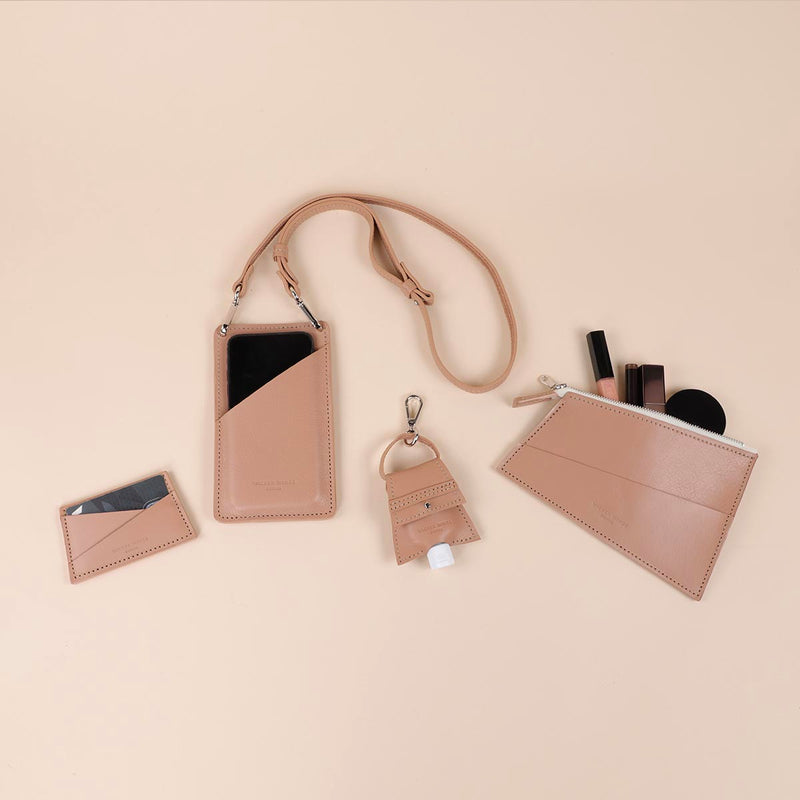 The ultimate small accessories set in Camel (5054478254219)