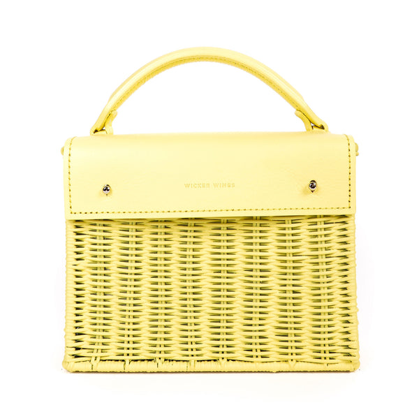 Kuai---Yellow---Front-Wicker-Wings-WickerBag-BucketBag-BagsforWomen-DesignerHandbags-BeachBag-SummerBag-StrawBag-BlackBag-CrossbodyBag-MiniBag-LeatherHandbags-Purse