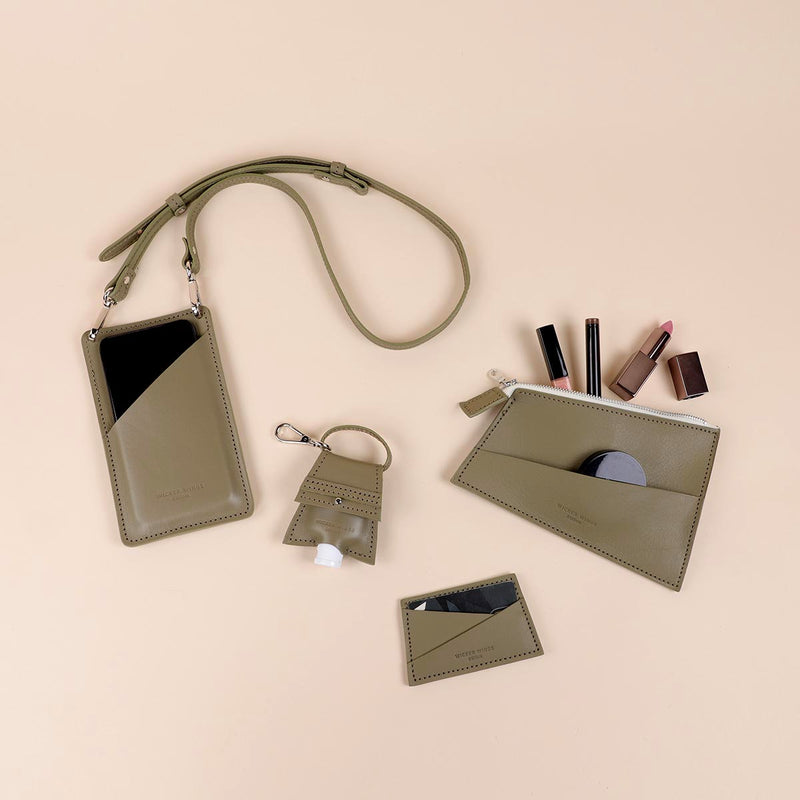 The ultimate small accessories set in Olive (5060389568651)