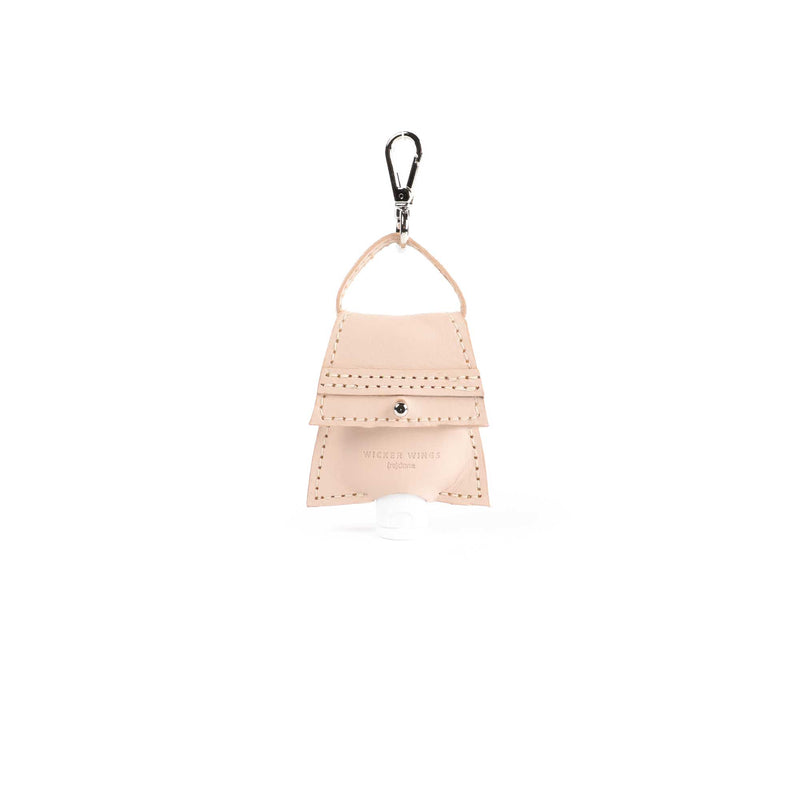 Wicker-Wings-Redone---Cream---Front---Hand-Sanitiser-Case---Hand-Sanitiser-Holder---Hand-Sanitiser-Bag