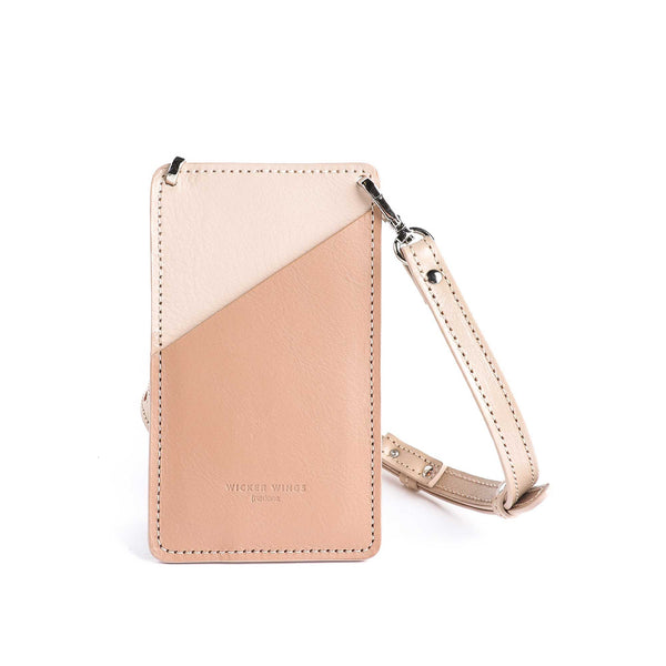 Phone pouch - Mobile Phone bag - iPhone crossbody bag - Small leather goods (5054710317195)