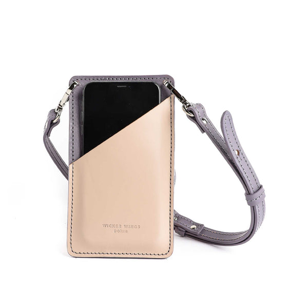 Phone pouch - Mobile Phone bag - iPhone crossbody bag - Small leather goods (5054720049291)