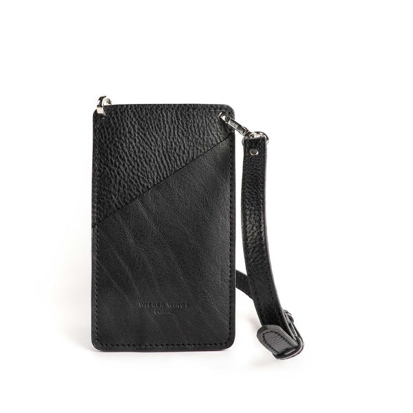 Phone pouch - Mobile Phone bag - iPhone crossbody bag - Small leather goods (5053702504587)