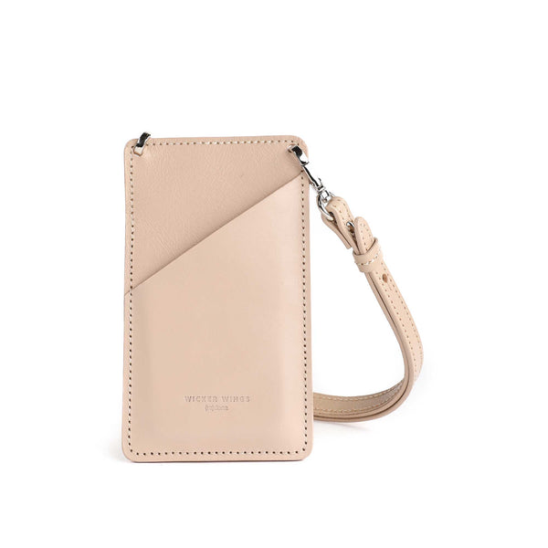 Cream Phone Pouch (5054834344075)