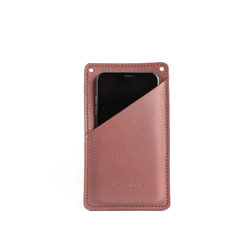 Phone pouch - Mobile Phone bag - iPhone crossbody bag - Small leather goods (5054819106955)