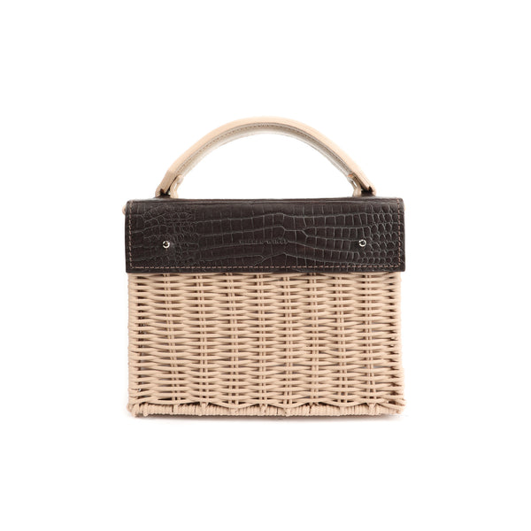 Wicker Bag - Wicker Wings - Rattan Bag - exclusive collection