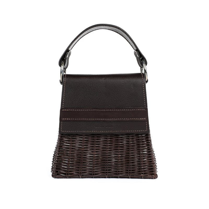 Wicker Wings - Wicker Handbag - Straw Bag - Woven Bag - Summer Bag - Basket Bag (4950198583435)