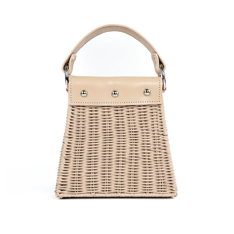 Wicker Wings - Wicker Handbag - Straw Bag - Woven Bag - Summer Bag - Basket Bag