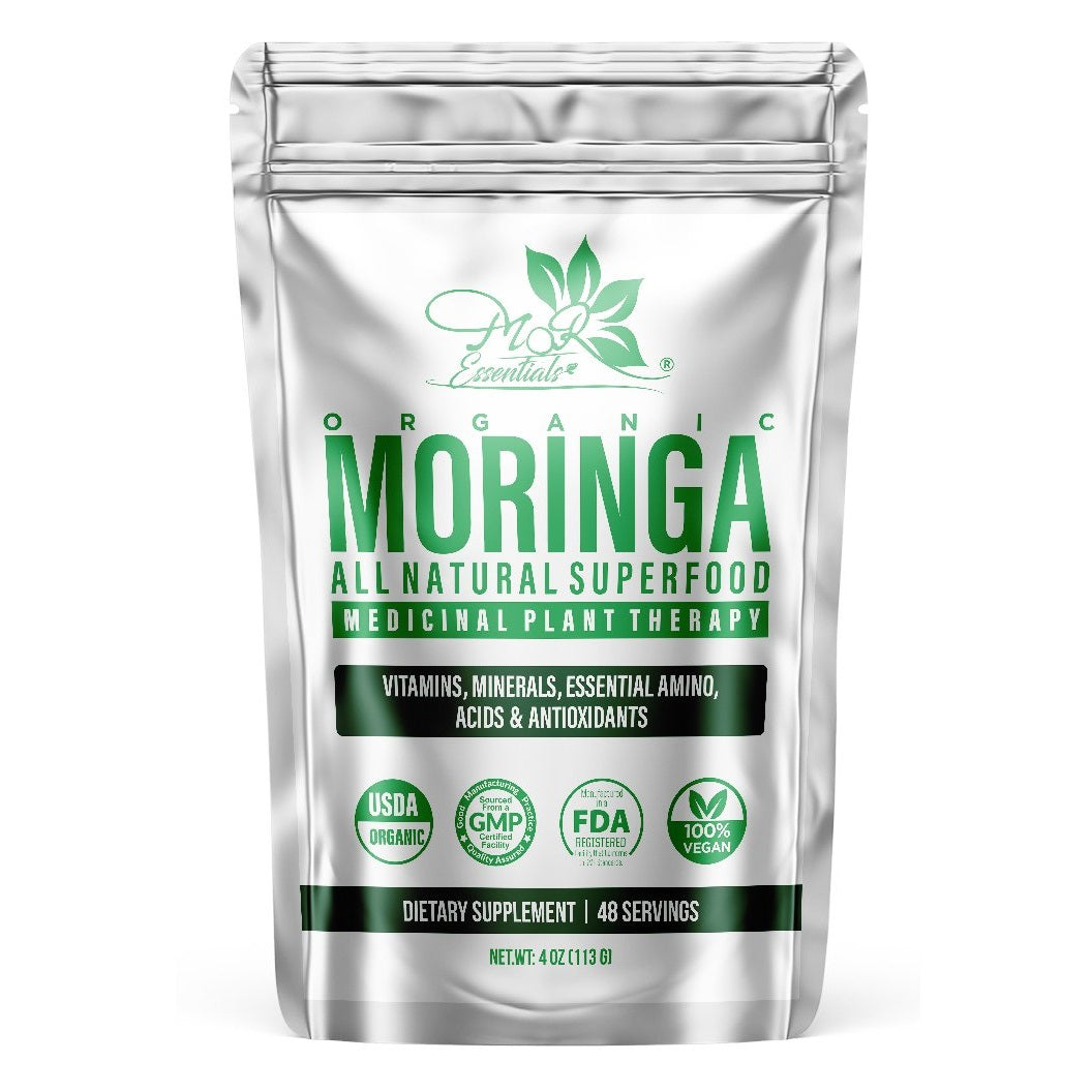 ORGANIC MORINGA POWDER 4oz