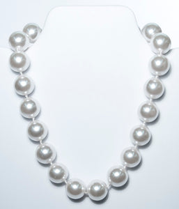 Pearl 18mm Necklace