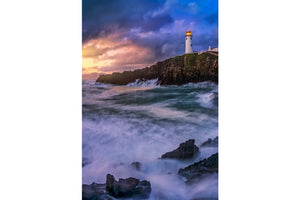 Beacon, Fanad Lighthouse