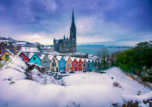 Cobh in the Snow, Co Cork