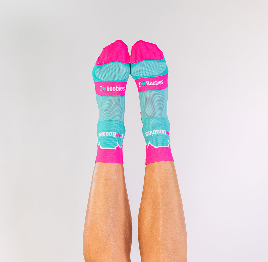 MINT TABLE MOUNTAIN SOCKS