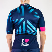 Load image into Gallery viewer, BLUE FUSE CYCLE JERSEY