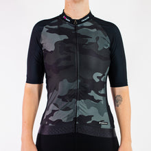 Load image into Gallery viewer, RACEFIT BLACK CAMO JERSEY