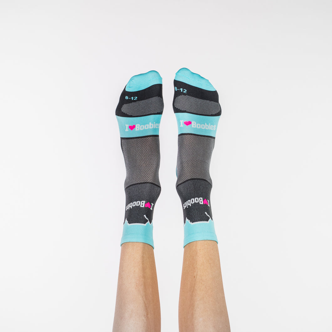 GREY TABLE MOUNTAIN SOCKS