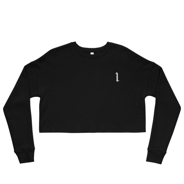 Original 1 Edition Crop Sweatshirt