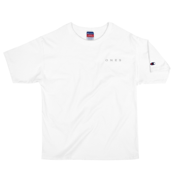 Classic Ones Edition + Champion Tee