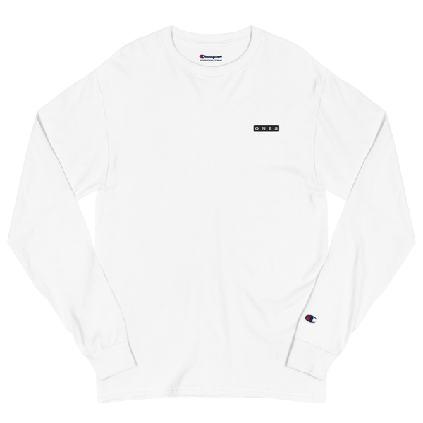 Boxed Ones Edition + Champion L/S Tee