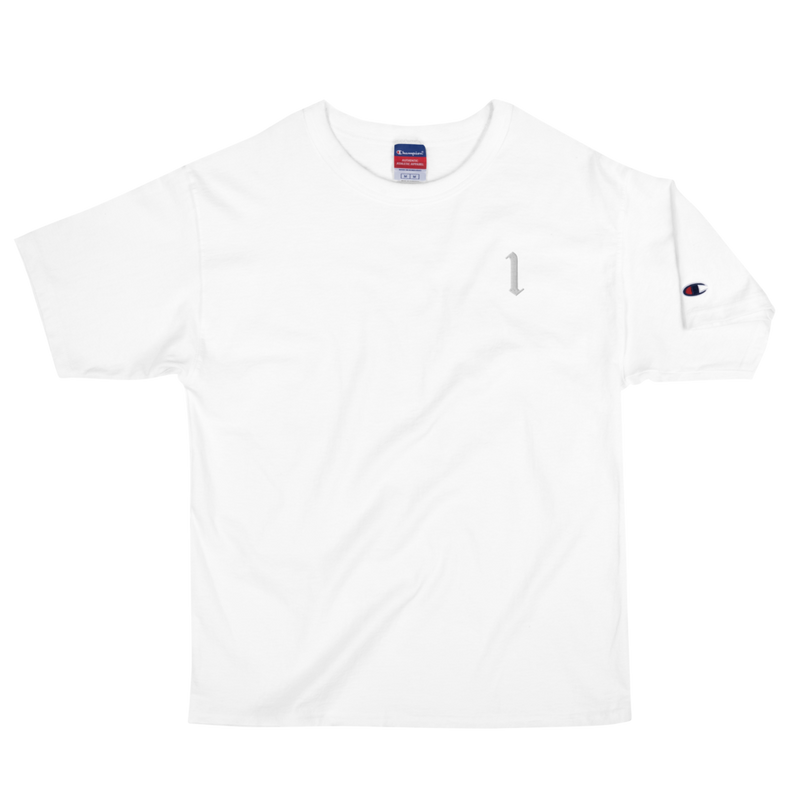 Original 1 Edition + Champion Tee