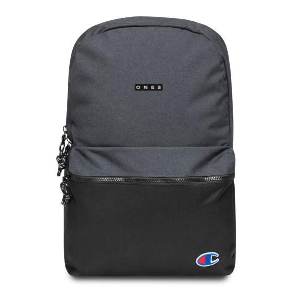 Boxed Ones Edition + Champion Backpack