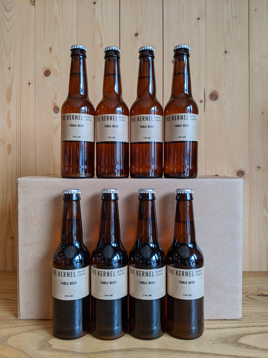 Table Beer - Case (24 x 330ml)