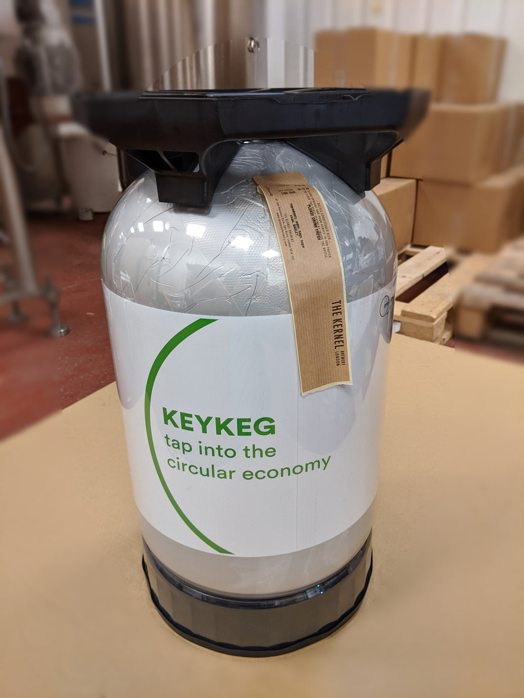 Table Beer, 3%, 30 litre keykeg
