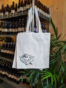 The Kernel Brewery Tote Bag