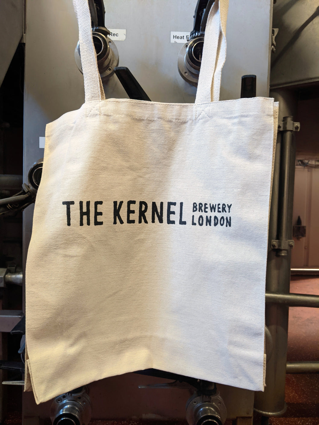 The Kernel Brewery New Tote Bag (Natural)