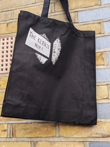 The Kernel Arch 7 Taproom Tote Bag (Black)