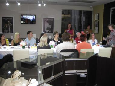 Gem Stone Roundtable - Mark Schneider Design