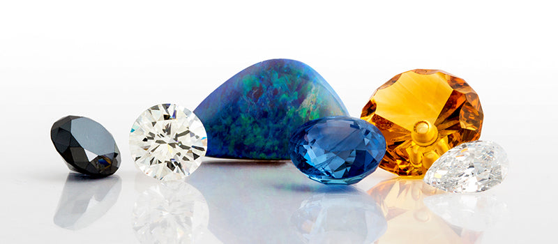 Diamonds & Gemstones