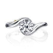 Platinum | Aerial-engagement-ring