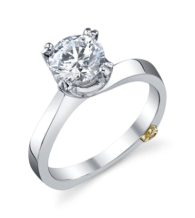 White Gold | Beloved-engagement-ring