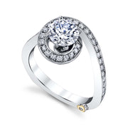 Platinum | Bewitch-engagement-ring