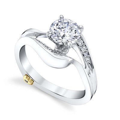 White Gold | Breeze engagement ring