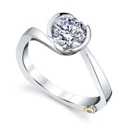 White Gold | Crush-engagement-ring