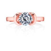 Rose Gold | Enthrall-engagement-ring