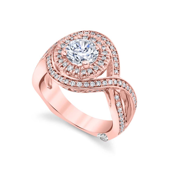 Rose Gold | Essence engagement ring