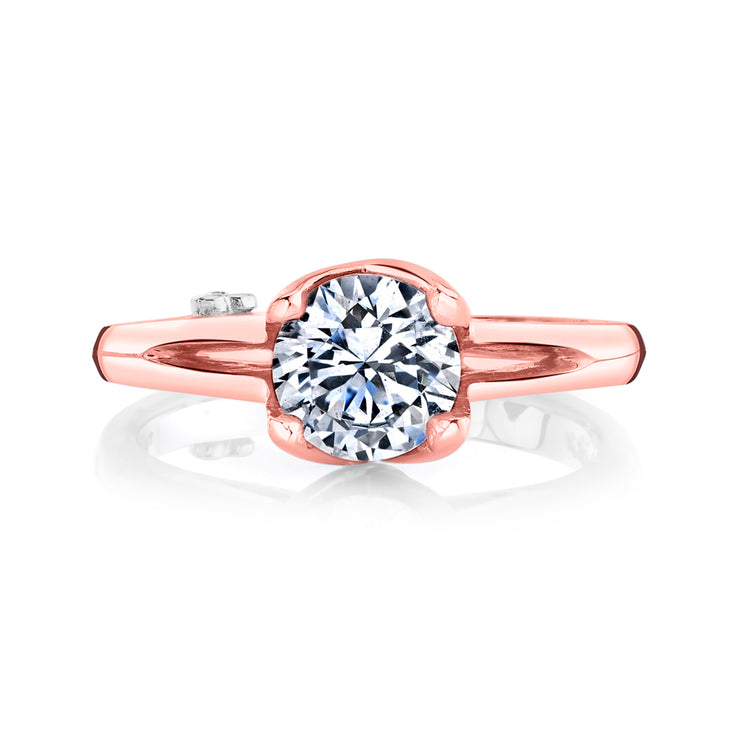 Rose Gold | Exquisite-engagement-ring
