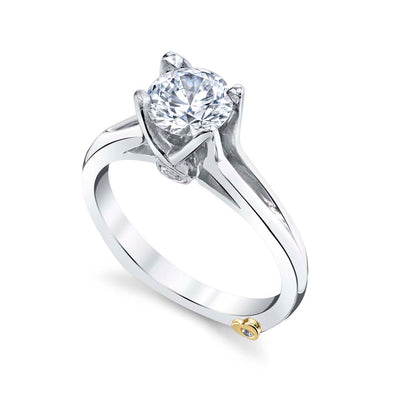 White Gold | Exquisite-engagement-ring