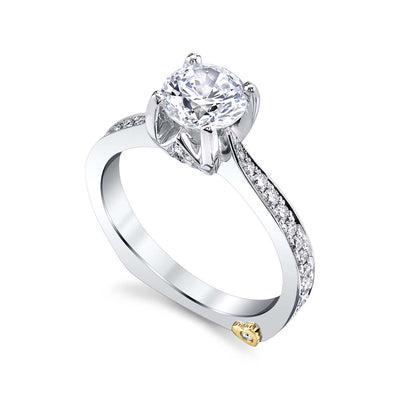 White Gold | Fantasy-engagement-ring