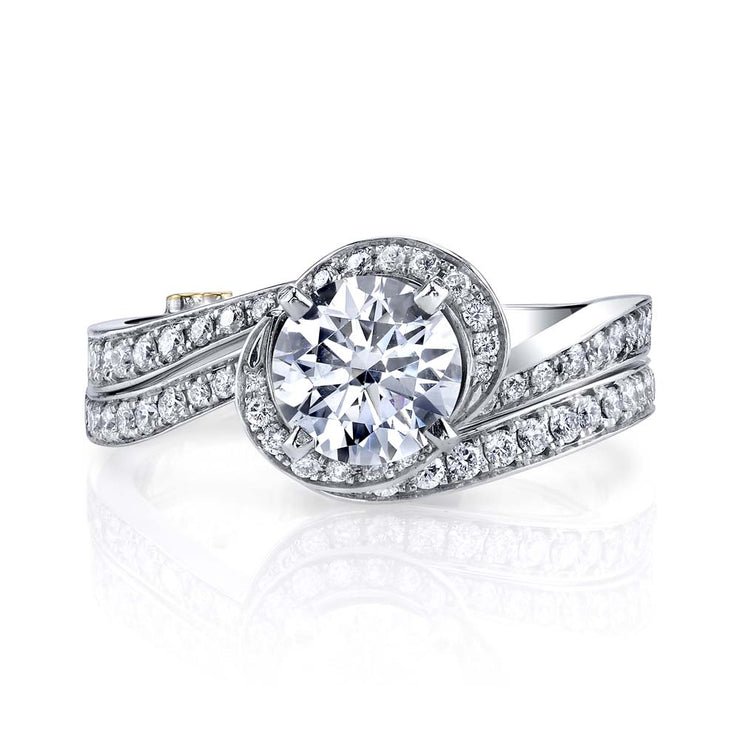 Platinum | Fascination-engagement-ring