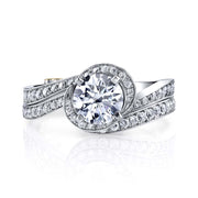 White Gold | Fascination-engagement-ring