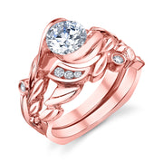 Rose Gold | Fusion-engagement-ring