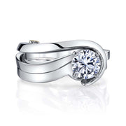 Platinum | Glow-engagement-ring
