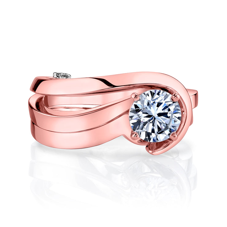 Rose Gold | Glow-engagement-ring