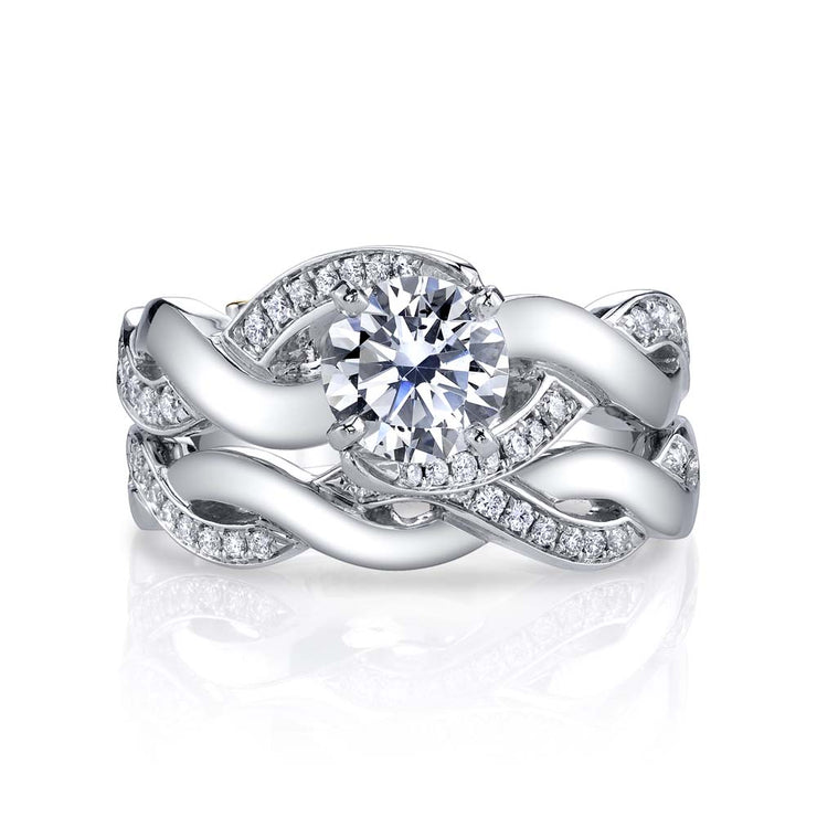 Platinum | Intrigue-engagement-ring